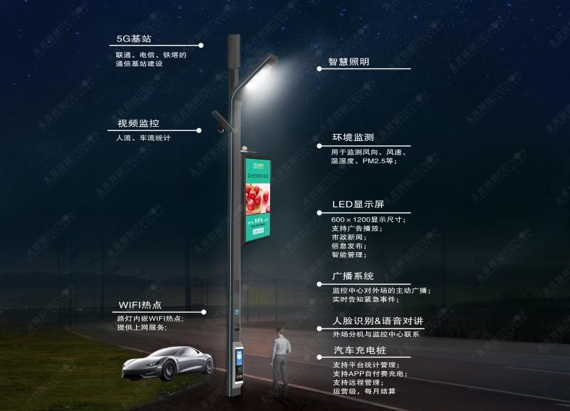 LED灯杆屏|立柱广告机|智慧灯杆屏|LED广告机|智慧路灯屏|灯杆广告机|灯杆屏