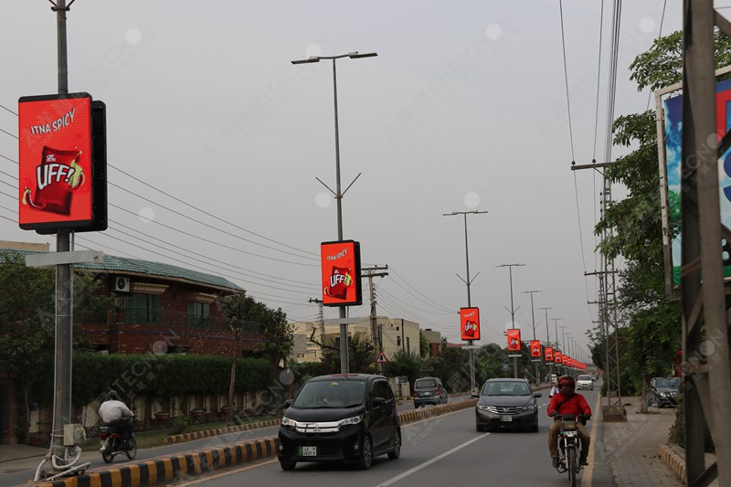 led灯杆屏|智慧灯杆屏|立柱广告机|led广告机|落地广告机|智慧路灯|智慧灯杆|灯杆广告机|智能广告机|灯杆屏|智慧灯杆显示屏