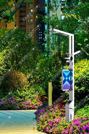 智慧灯杆|智慧灯杆屏|智慧路灯