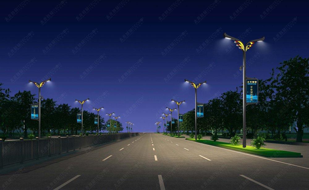 LED灯杆屏,灯杆屏,智慧路灯,智慧灯杆,智慧灯杆屏,智慧路灯屏