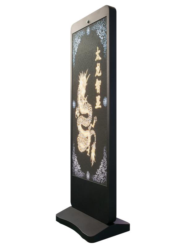 落地LED广告机