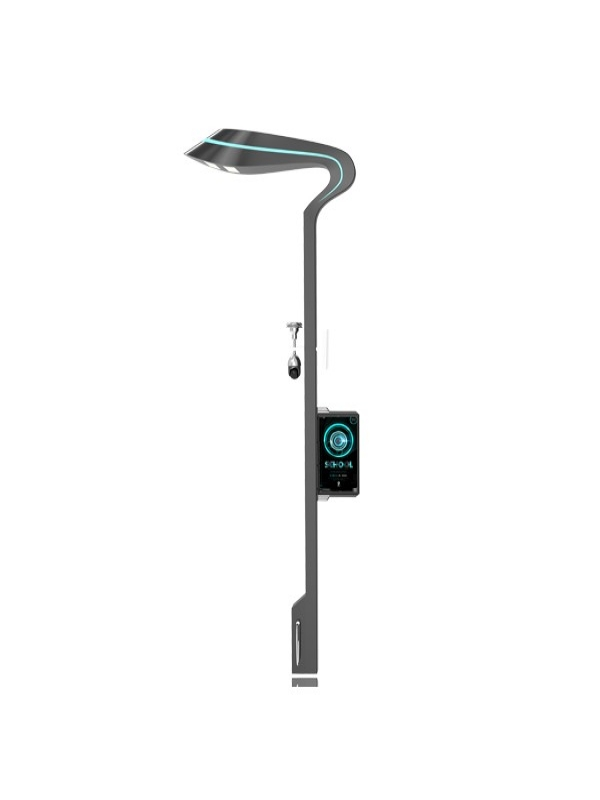TL001-多功能合一智慧灯杆方案